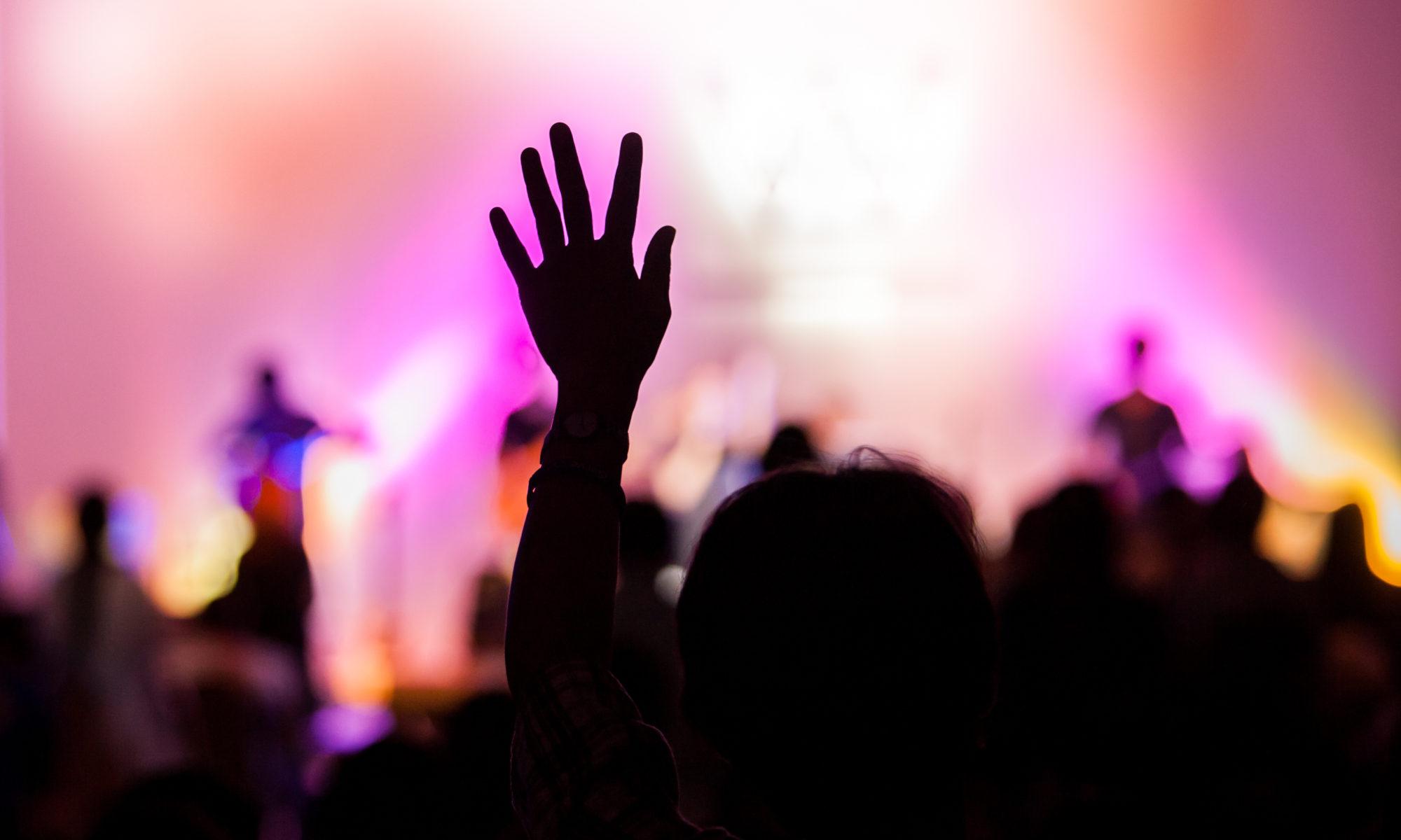 Trasa pożegnalna publiczność muzyka rockowa
